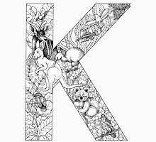 Animal Alphabet Letter K  Unisex T-Shirt