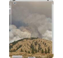 Wildfires in Winthrop iPad Case/Skin