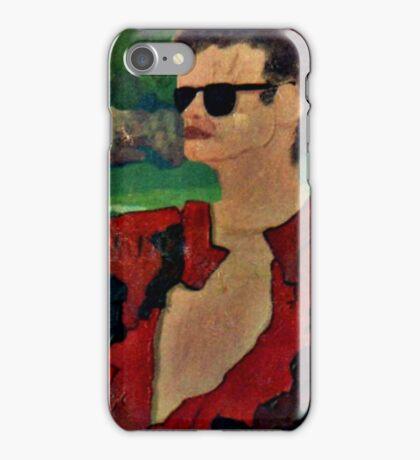 OLD self portrait * iPhone Case/Skin