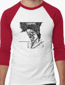 Bad music for Bad people Men's Baseball ¾ T-Shirt