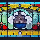 Stained Glass Window by lezvee