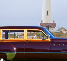 1949 Buick 79 Roadmaster Estate Wagon Sticker