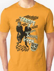 The Cramps - Concert Poster Unisex T-Shirt