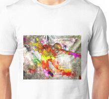 Spidey Grunge Watercolor Unisex T-Shirt