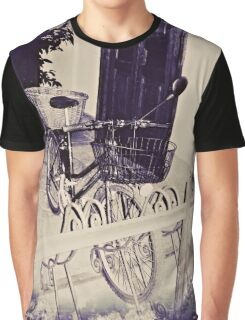 Vintage Milan For Cyclists  Graphic T-Shirt