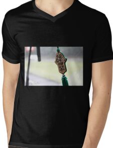 Hamsa Mens V-Neck T-Shirt