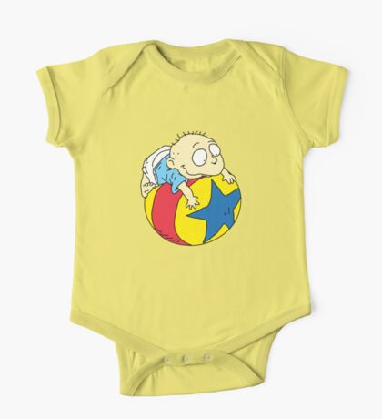 Tommy Pickles from The Rugrats One Piece - Short Sleeve