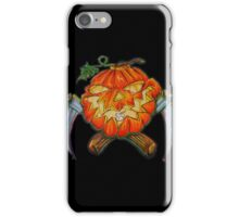 Jack of Scythes 2 iPhone Case/Skin