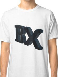BX Logo Black Classic T-Shirt