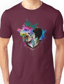 Across the Universe - Strawberry Kiss Unisex T-Shirt