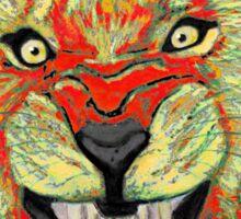 Lion / Löwe version 2 Sticker