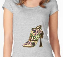 Bootie Women's Fitted Scoop T-Shirt