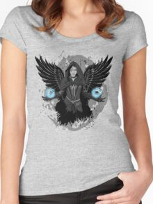 The Witcher - Yennefer Women's Fitted Scoop T-Shirt