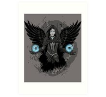The Witcher - Yennefer Art Print