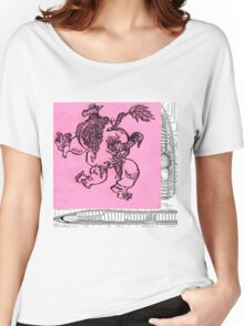 bad apple Women's Relaxed Fit T-Shirt
