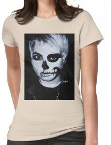 Black Parade Gerard Way Womens Fitted T-Shirt