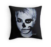Black Parade Gerard Way Throw Pillow