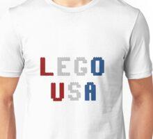 Lego USA Unisex T-Shirt