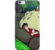 My Neighbor Mark iPhone Case/Skin