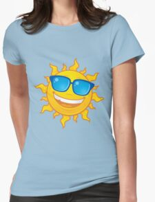 Summer Sun Wearing Sunglasses T-Shirt