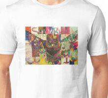 """""""Puzzle Peace"""" Shambhala 2016 Owl Unisex T-Shirt"""