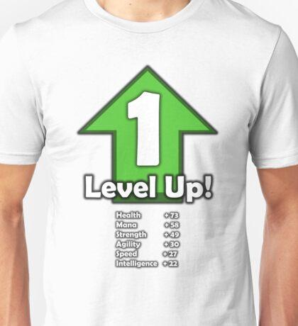 Level Up - Level 1! Unisex T-Shirt