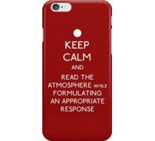 Hetalia Japan Keep Calm Parody iPhone Case/Skin