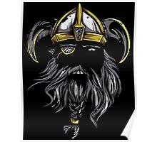 Viking Spirit Poster