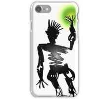 say hello to tree iPhone Case/Skin