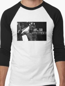 'I'M NOT SURPRISED MOTHERFUCKER' Nate Diaz Men's Baseball ¾ T-Shirt