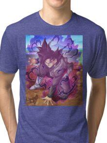 GOKU BLACK   Tri-blend T-Shirt