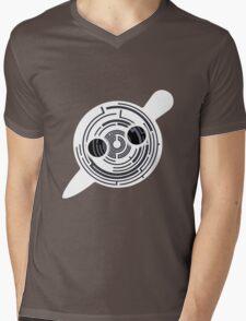 Pendulum & Knife Party Logo Mashup Mens V-Neck T-Shirt