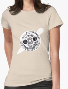 Pendulum & Knife Party Logo Mashup Womens Fitted T-Shirt