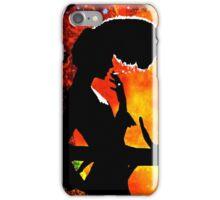 BLACK CATS HARVEST MOON iPhone Case/Skin