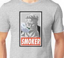 (ONE PIECE) Smoker Unisex T-Shirt
