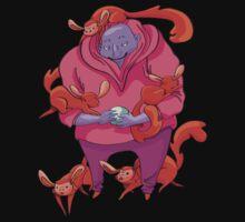 The purple man One Piece - Short Sleeve