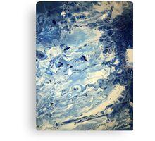 Shades of Blue pt. 2  Canvas Print