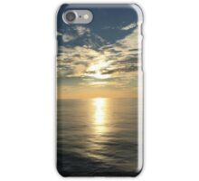 Sunset at Sea iPhone Case/Skin