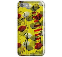 Poppies and Poses iPhone Case/Skin