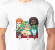 Anna Lissa & Michelle Unisex T-Shirt