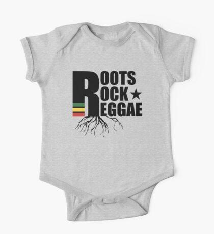 Roots Rock Reggae One Piece - Short Sleeve