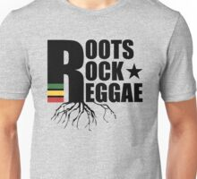 Roots Rock Reggae Unisex T-Shirt