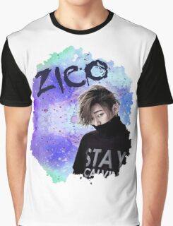 ZICO Graphic T-Shirt