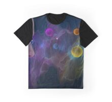 Unified Forces of the Rainbow  Universe Graphic T-Shirt