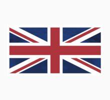 Union Jack Baby Tee