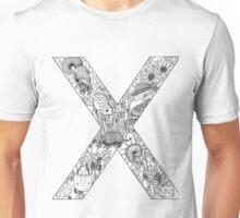 Animal Alphabet Letter X  Unisex T-Shirt
