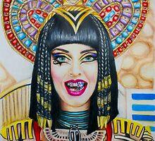 Katy Perry in Dark Horse by weronikart