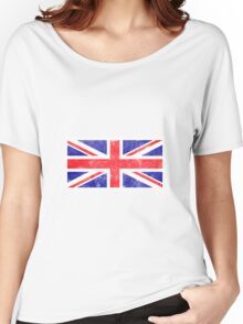 Union Jack Women's Relaxed Fit T-Shirt