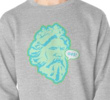 King Neptune Head - Word Pullover