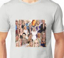 Amy Poehler Collage Unisex T-Shirt